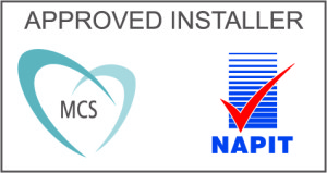 NAPIT and MCS Approved Installer